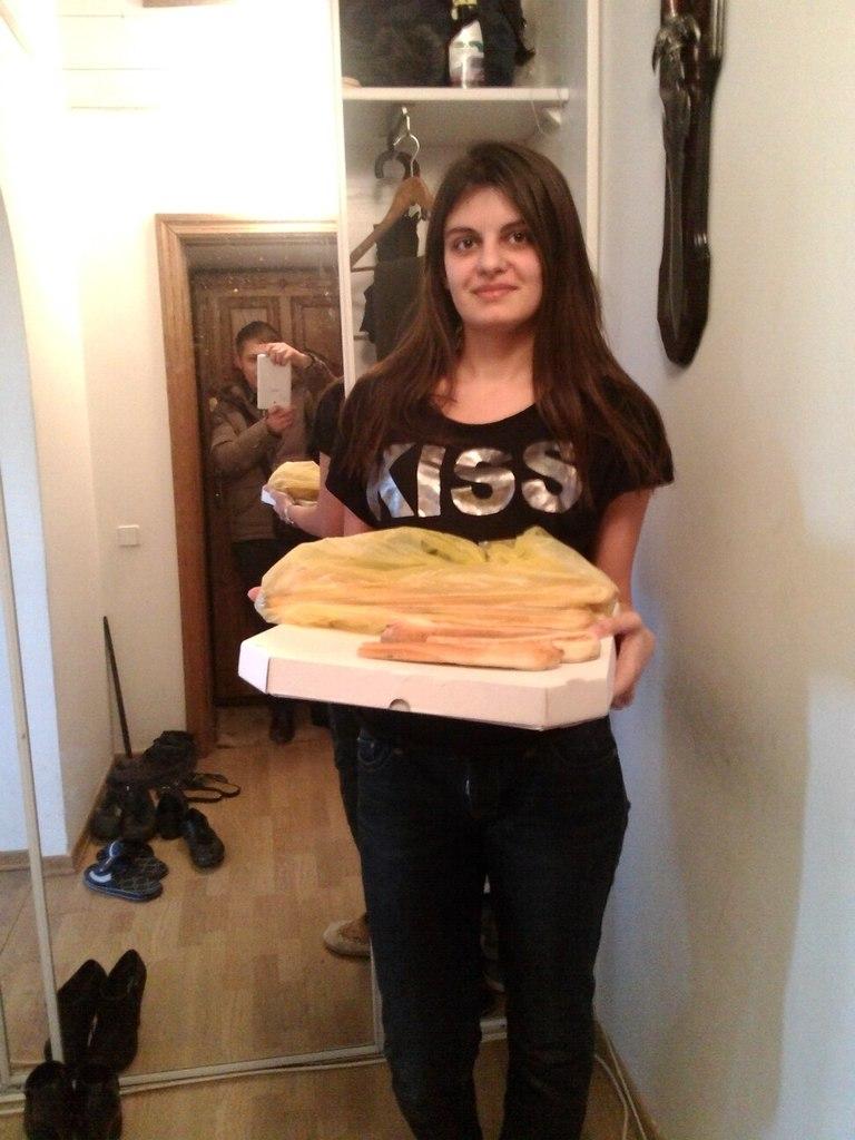 Победитель сертификата от Лагмана - доставки пиццы и доставки еды в Виннице